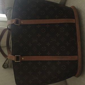 Louis Vuitton Monogram Babylon Shoulder Bag